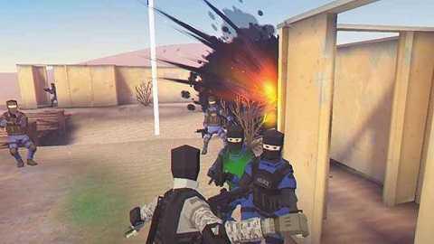 模拟枪战真人版