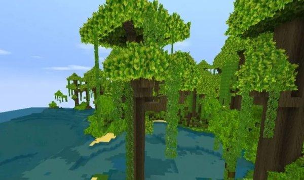 迷你世界雨林版本破解版截图