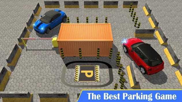 实车停车模拟器